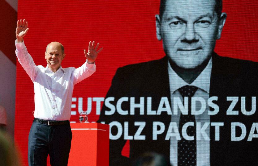 Выборы в Германии: неожиданный прорыв социал-демократов