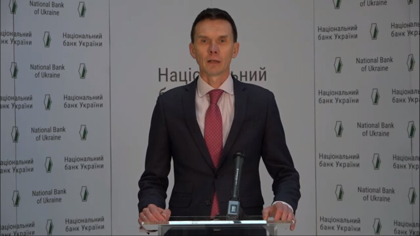 Директор департамента платежных систем и инновационного развития НБУ Алексей Шабан