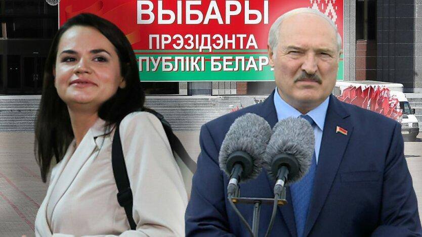 Лукашенко VS Тихановская: в ЦИК озвучили первые результаты выборов