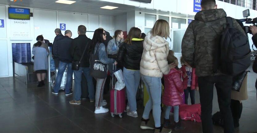Путешествия, украинские туристы, список стран