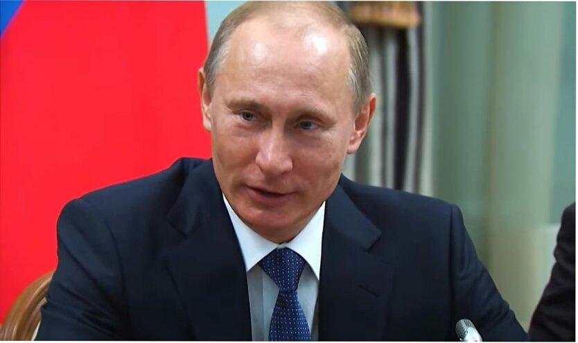 Владимир Путин, Евгений Киселев, Коррупция в России, Алексей Навальный