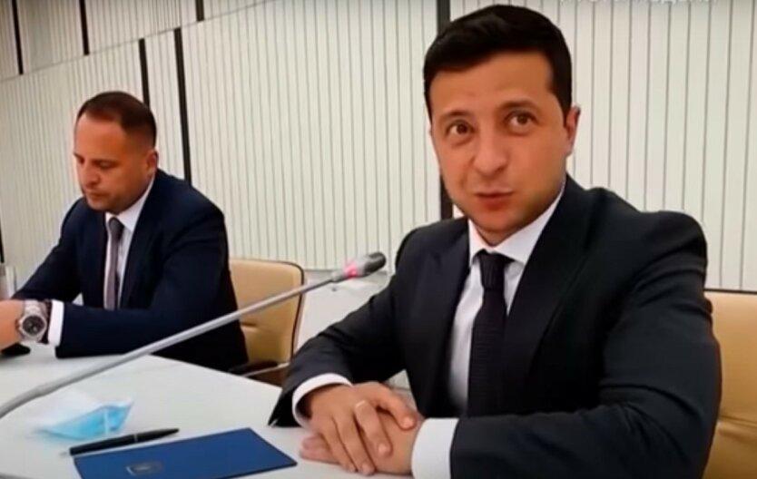 Зеленский назначил двух новых губернаторов