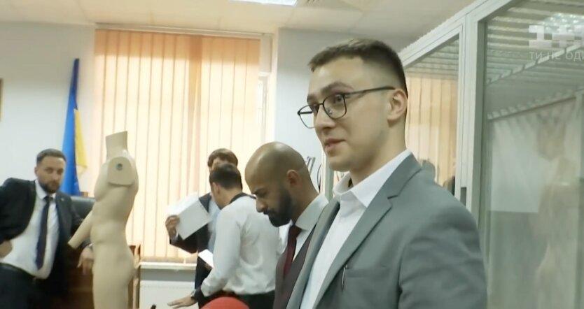 Сергей Стерненко в суде, арест стерненко, дело стерненко
