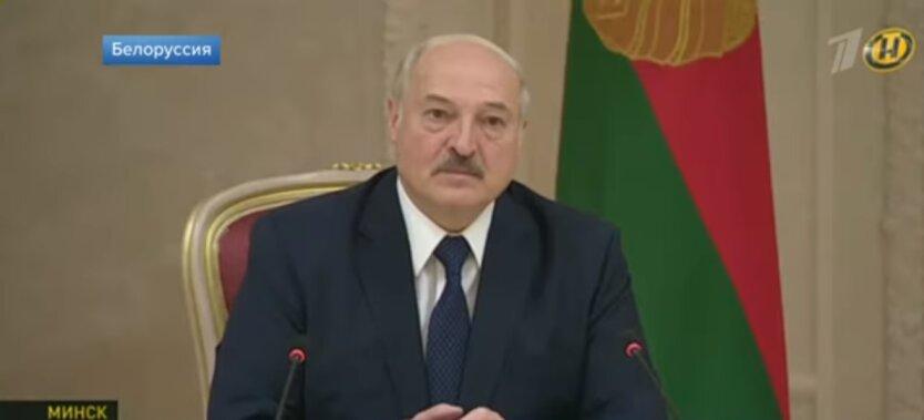 Александр Лукашенко, ТКГ в Минске, Украина