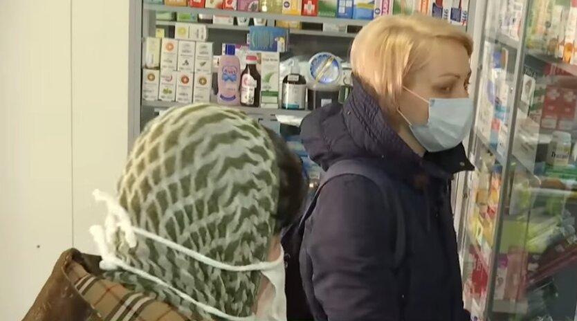 ЧП в Украине из-за коронавируса