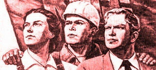 Плакаты СССР 6