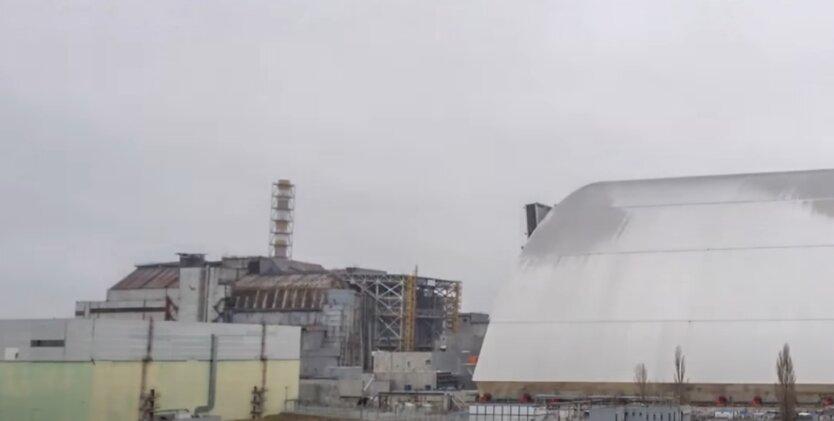СБУ, авария, Чернобыльская АЭС