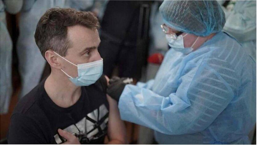 Виктор Ляшко, Коронавирус в Украине, Вакцина CoviShield, Ляшко заболел коронавирусом