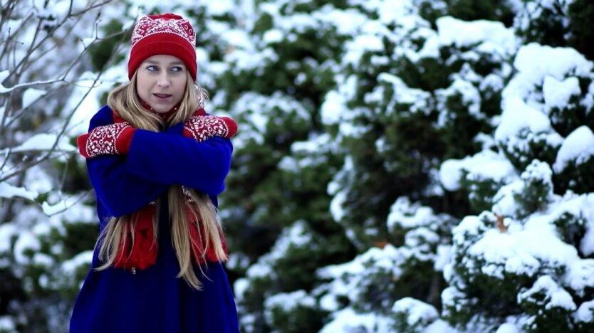 Погода в Украине, Погода на Рождество, Зима в Украине, Погода на 7 января