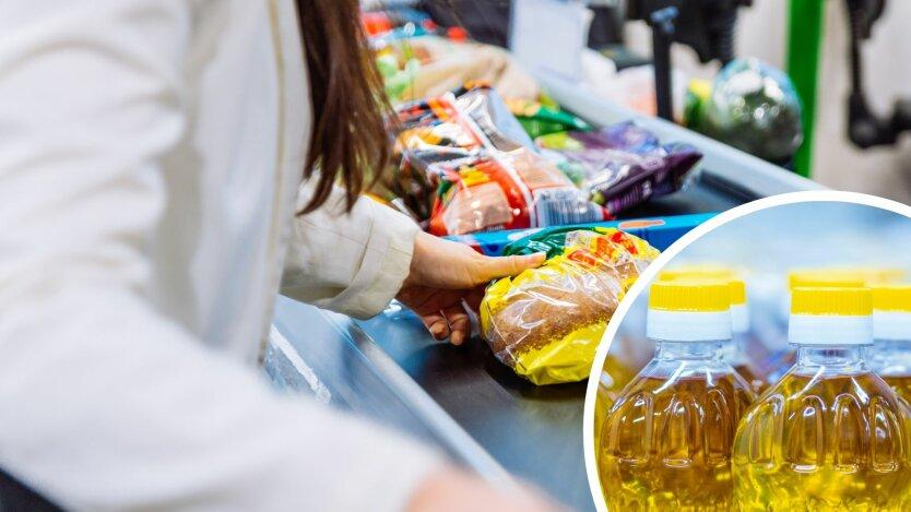 Цены на продукты в Украине, рост цен
