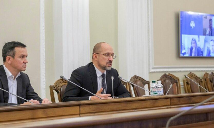 Денис Шмыгаль, премьер