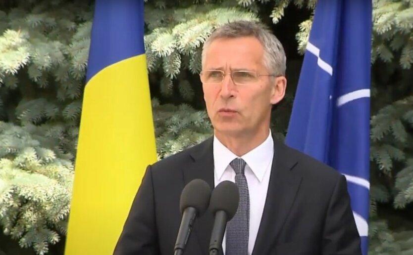 НАТО не будет вмешиваться в конфликт между Украиной и Венгрией