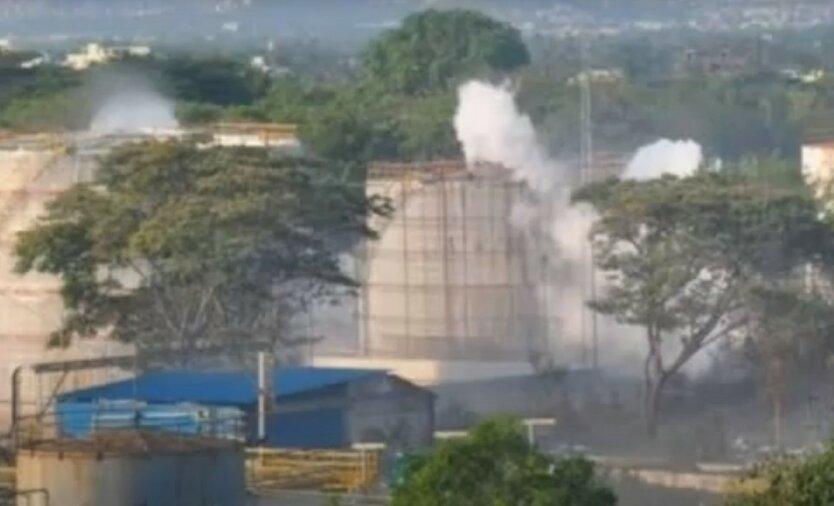 В Индии из-за карантина произошло ЧП на химзаводе, есть погибшие