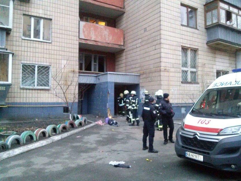 взрыв гранаты киев