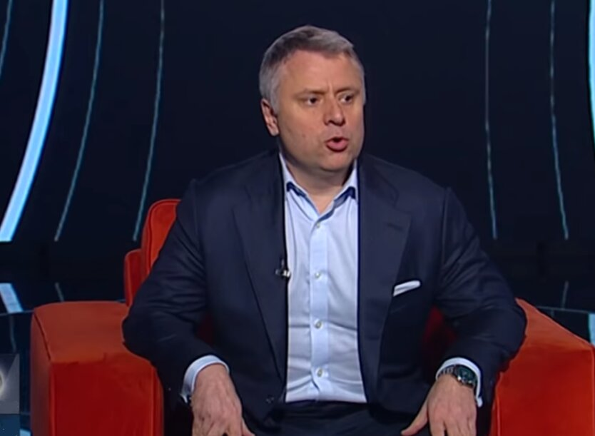 Исполнительный директор «Нафтогаза» Юрий Витренко