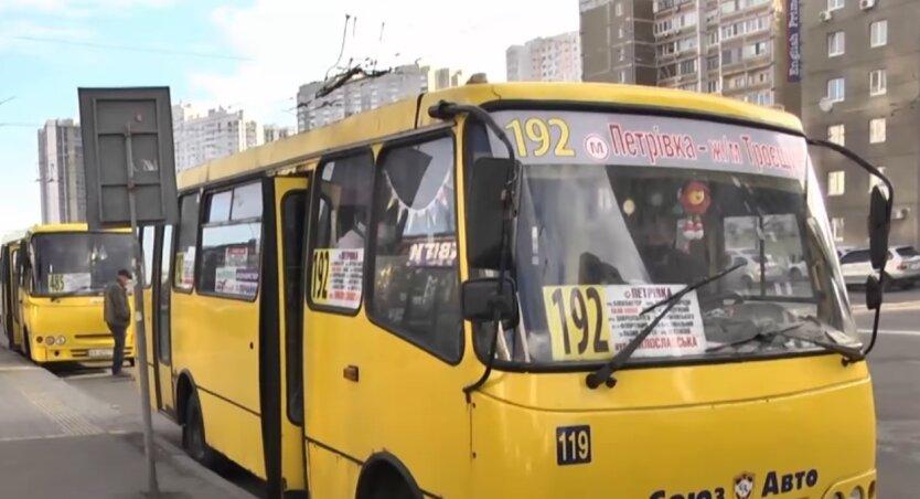 Транспорт, Киев, инспекторы