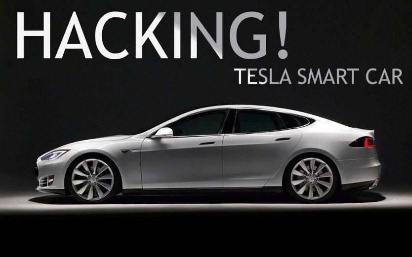 Tesla haking