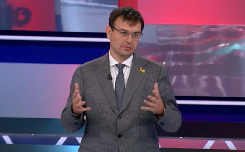 Глава налогового комитета Верховной Рады Даниил Гетманцев