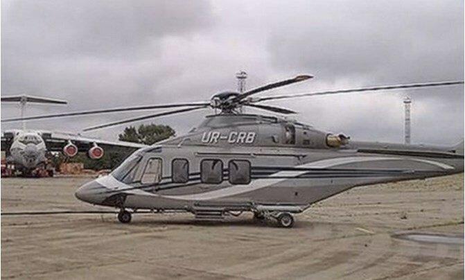 вертолет яныка