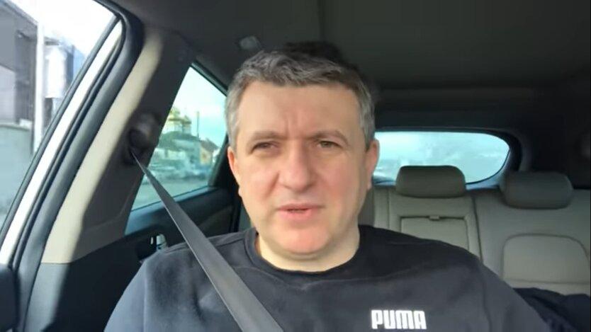 украинский политолог, Юрий Романенко