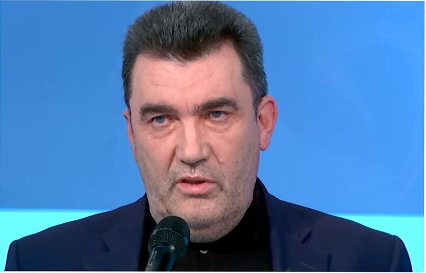 СНБО, Алексей Данилов, Заседания СНБО, Повестка заседания СНБО