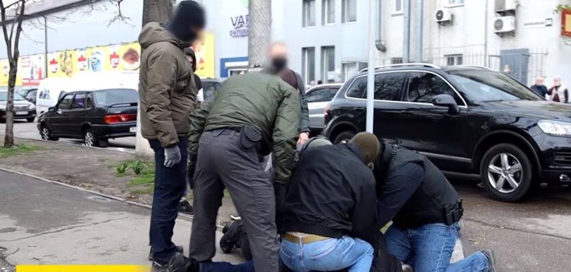 """Задержание, СБУ, """"активисты"""""""
