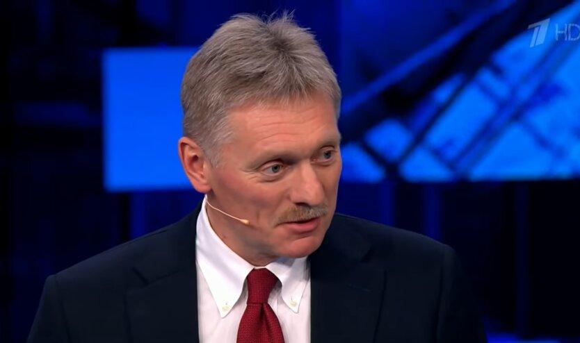 пресс-секретарь президента России Дмитрий Песков, Владимир Путин