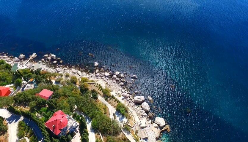 Черное море, Россия, ограничение полетов