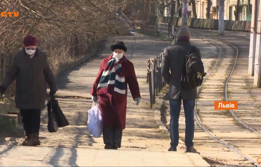 Коронавирус в Украине, исследование, пандемия