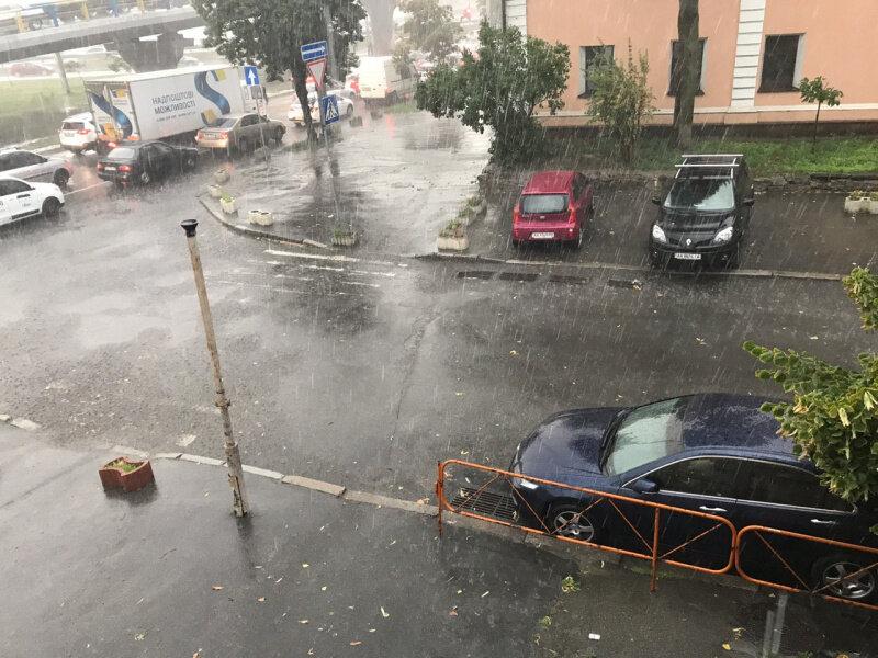 ураган киев