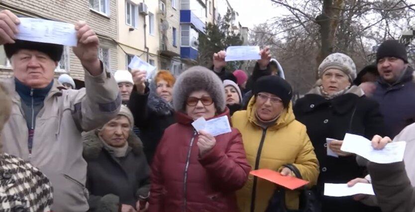 Газ в Украине, доставка газа, повышение тарифов