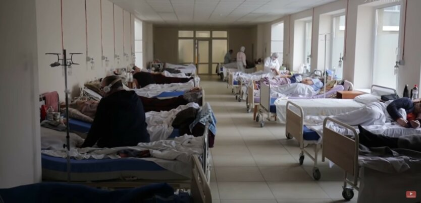 Коронавирус в Украине, зоны карантина, ухудшение ситуации по коронавирусу