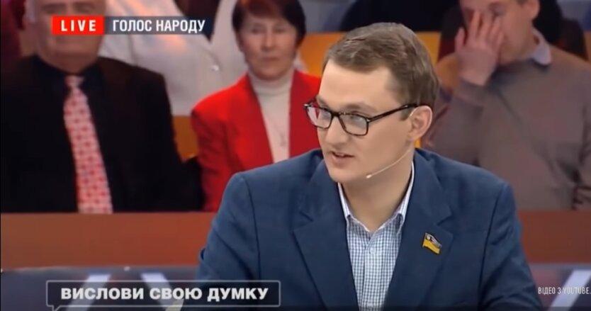 Евгений Брагар, школьники, урок истории