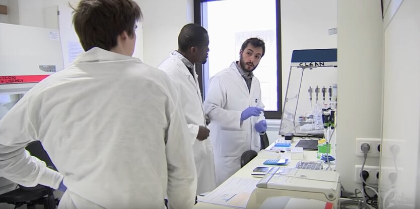 Ученые, коронавирус, COVID-19