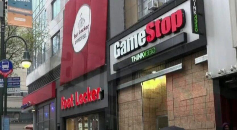 Сеть магазинов видеоигр GameStop, акции, инвесторы