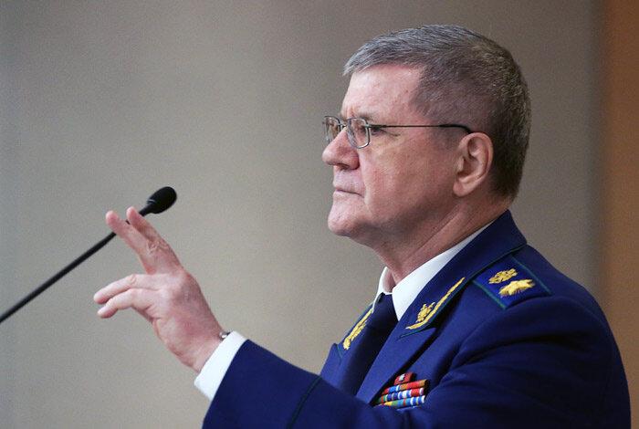 Юрий Чайка_генпрокурор РФ