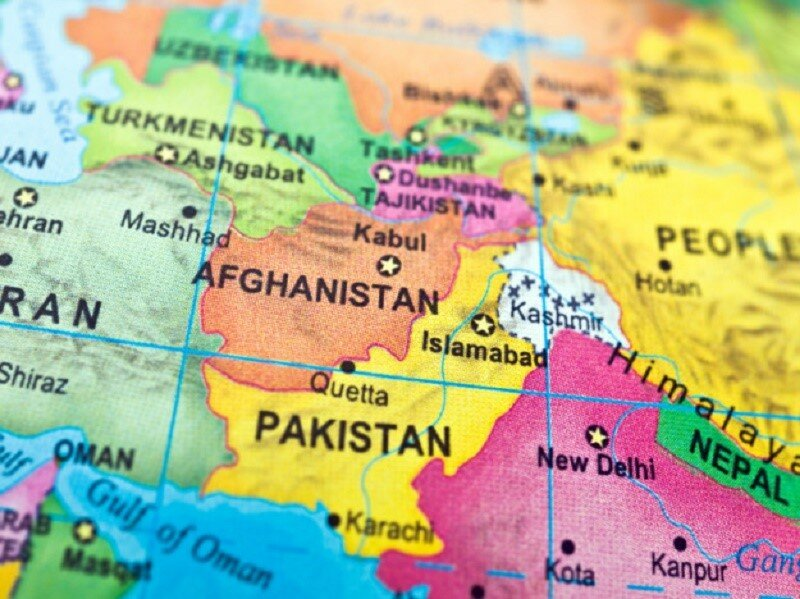 AFPAC Афганистан Пакистан