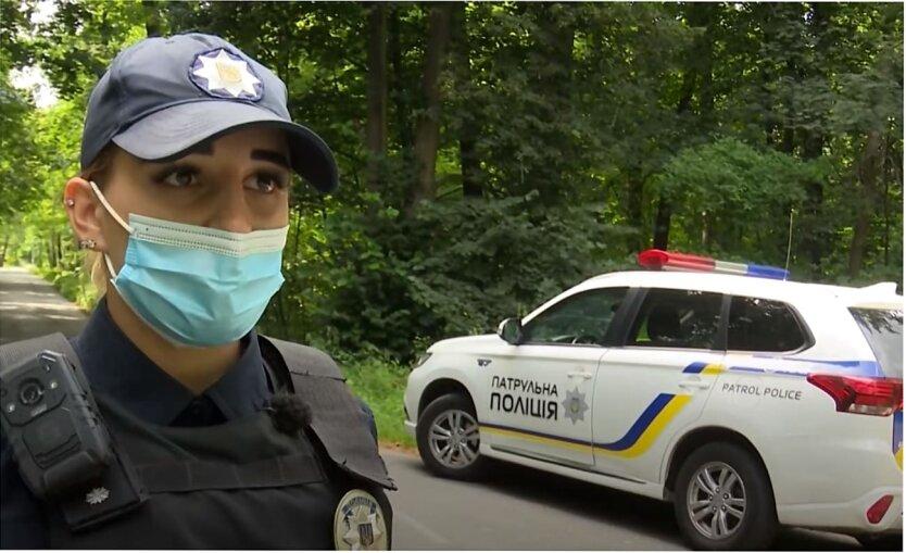 Патрульная полиция Украины, Штрафы за нарушение ПДД, Антон Геращенко