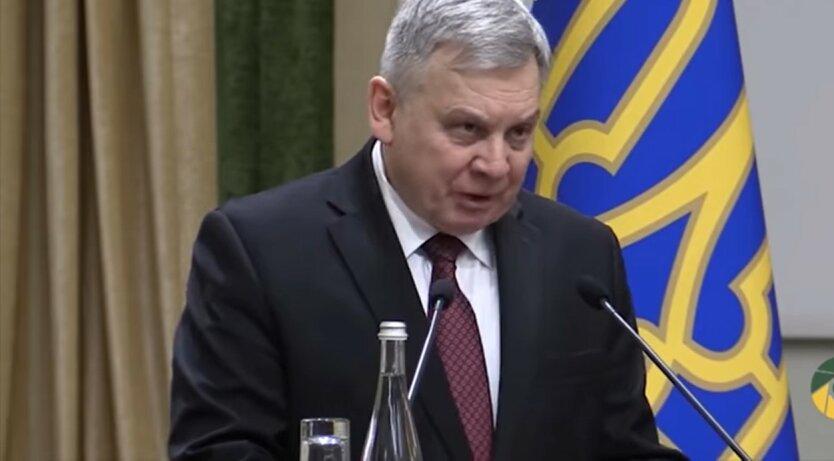 Министр обороны Украины Андрей Таран