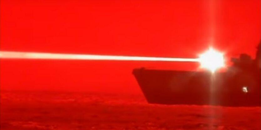 сша лазерное оружие, учения в сша
