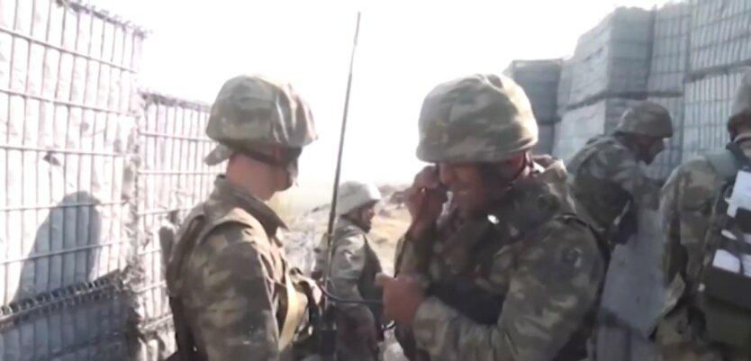 Армяно-азербайджанский конфликт,Бои в Нагорном Карабахе,Степанакерт,Гянджа