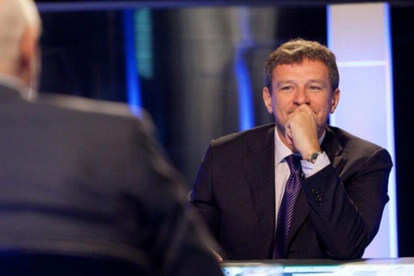 Андрей Пальчевский, пальчевский мэр киева, пальчевский кличко