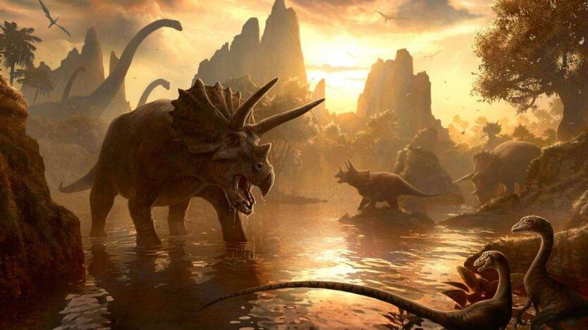 динозавры_антарктида
