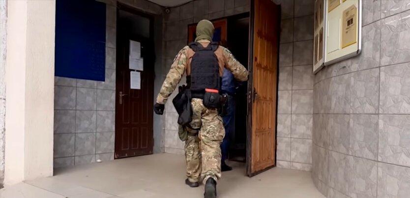 Задержание, ВСУ, горючее