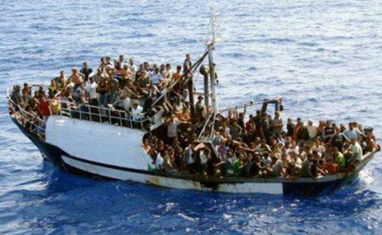 мигранты ливия