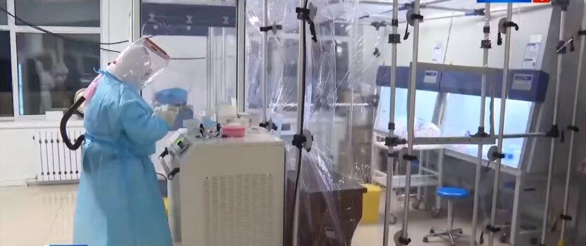 коронавирус, Россия, число заболевших