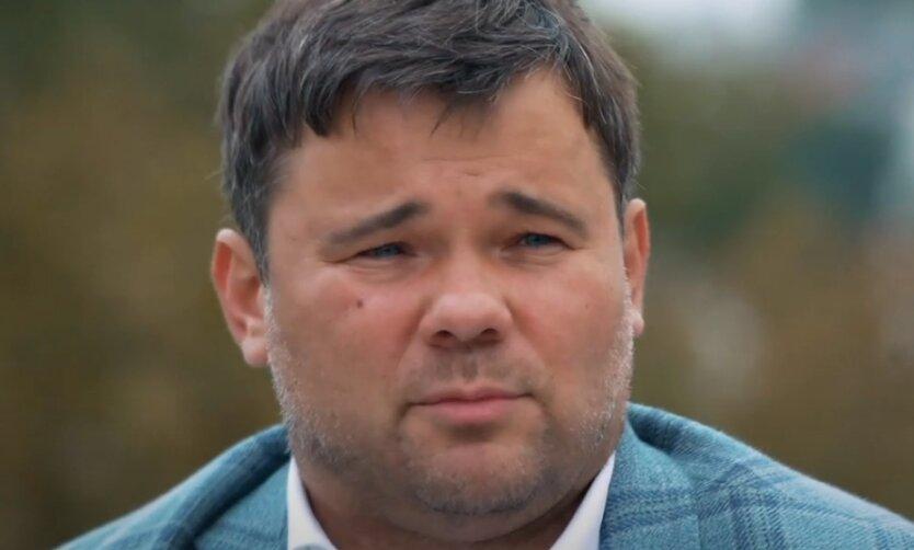 Андрей Богдан, Владимир Зеленский, предвыборная кампания