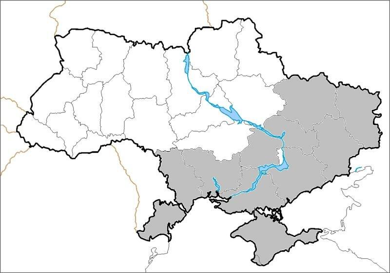 Юго-Восток Украины