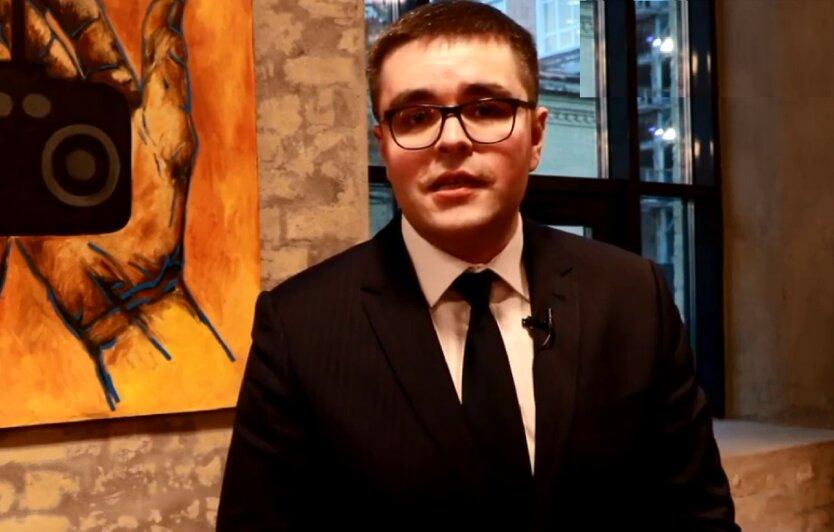 Эксперт по энергетике Центра Разумкова Максим Белявский