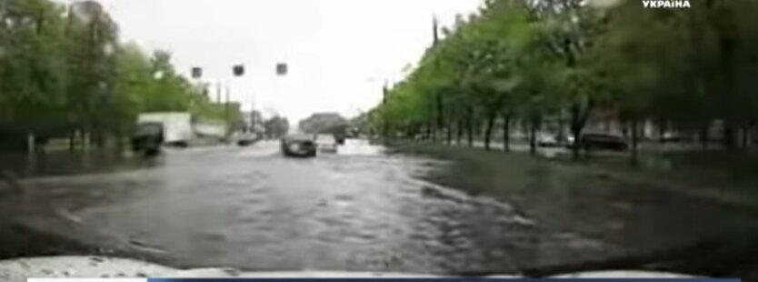 Непогода в Украине, электроснабжение, населенные пункты